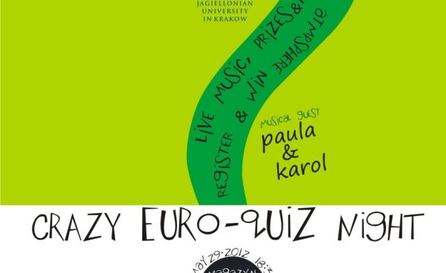 CRAZY EURO-QUIZ NIGHT