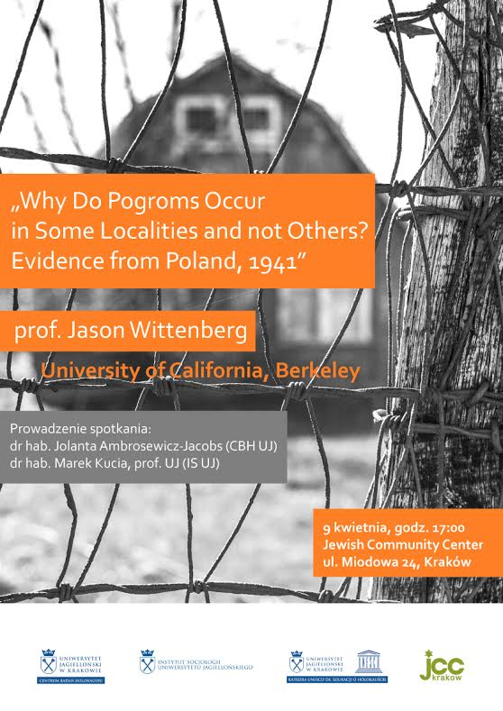 Jason Wittenberg_lecture JCC